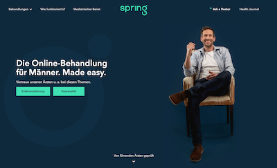 gospring legal sicher serioes website